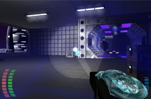 You've found a plasma gun!