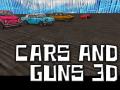 Cars And Guns 3D (Paper Cars)