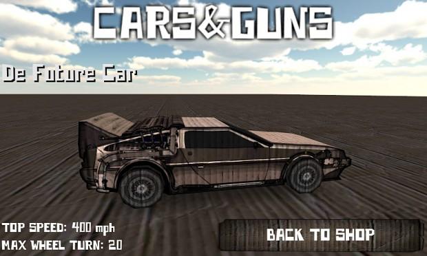 De Future Car