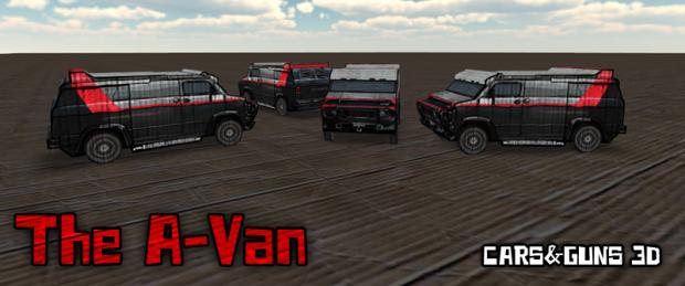 The A-Vans