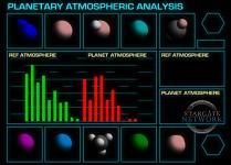 Planetary Atmospheric Analysis