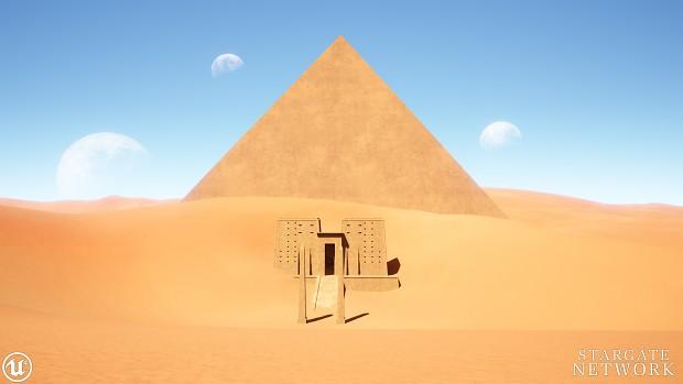 Abydos exterior