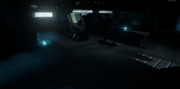 I Love Unreal Engine 4's Particle Systems!!!!