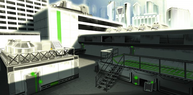 It's Like Mirror's Edge with a Dash of Sci-Fi!