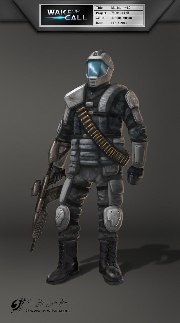 Spec Ops Marine
