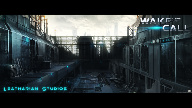 Promotional Wallpaper 3--Decaying Construction