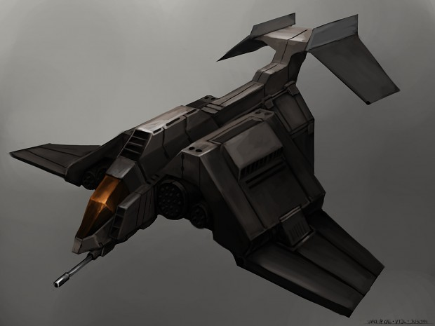 VTOL Concept--Vehicles Are AWESOME!