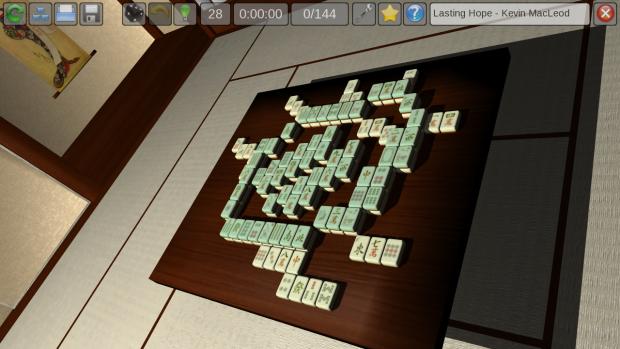 OGS Mahjong Deluxe