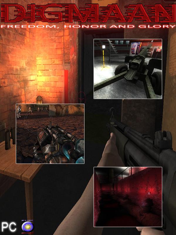 Boxshot image - Digmaan (Re-uploaded) - Indie DB