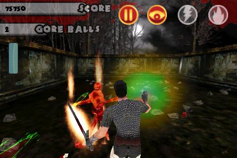 Gore Ball - Screenshots