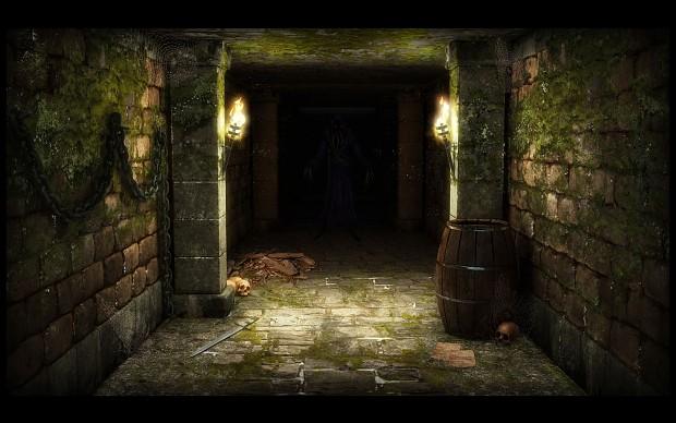 Legend of Grimrock Background