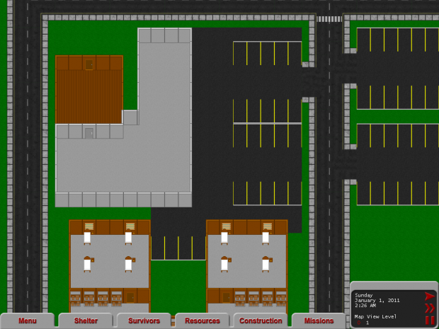 Upgraded City Graphics and Tiles