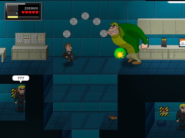 Dirk Dashing 2 screenshots