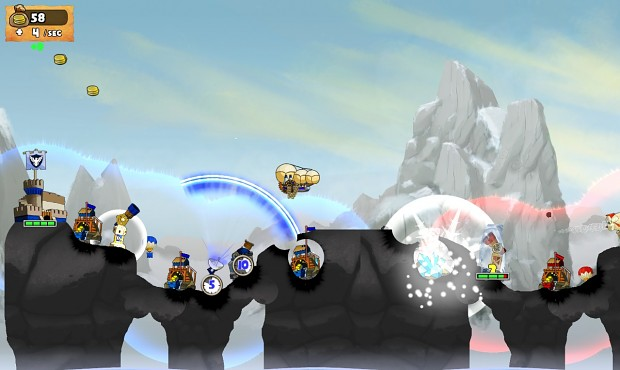 Ice Multiplayer Map