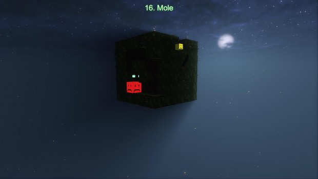 Block Planets planets