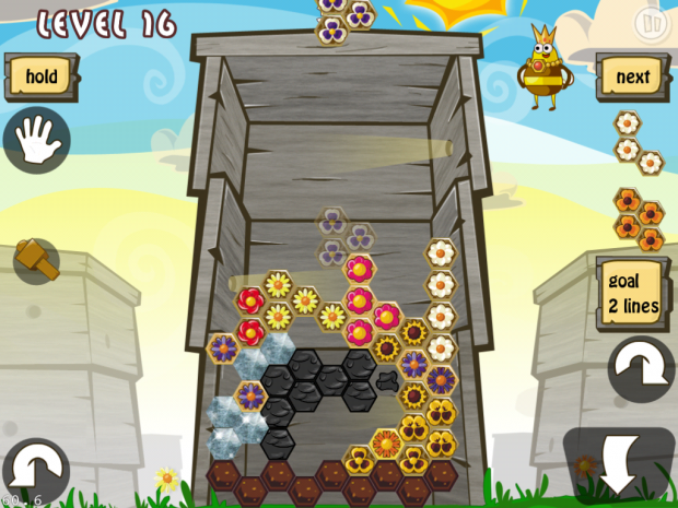 Honey Pot Game screen shots