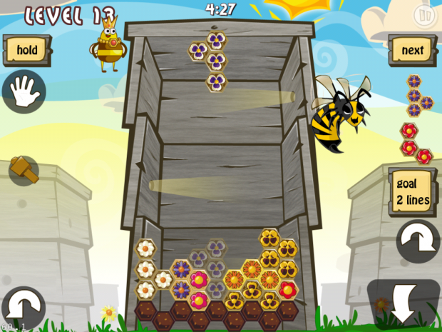 Honey Pot Game screen shots