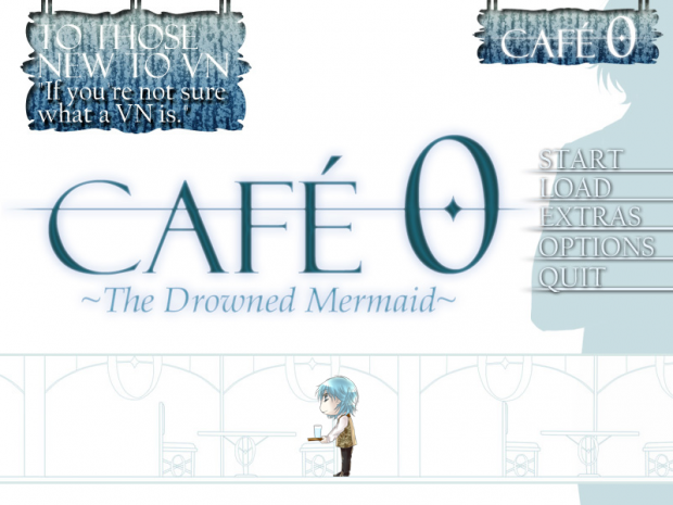 CAFE 0 ~The Drowned Mermaid~ Screenshots