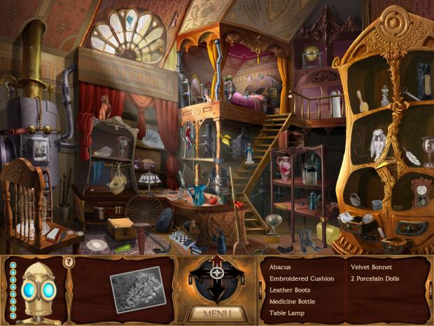 The Clockwork Man - Miranda's Lab