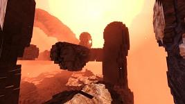 Desert challenge level