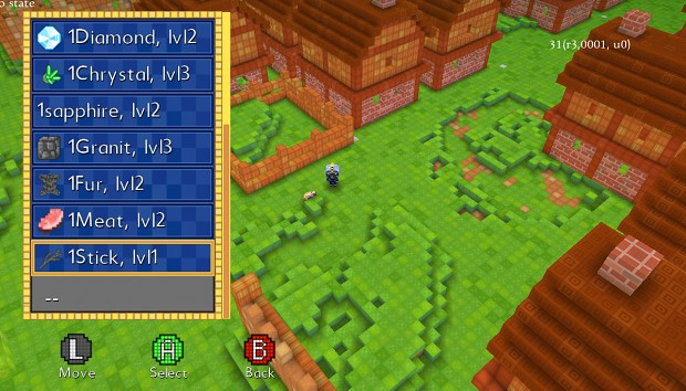 Town generation1