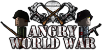 Angry World War 2 Logo