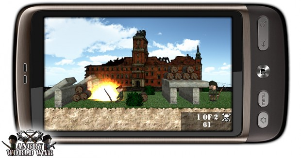 Battle of Warsaw on Android phone