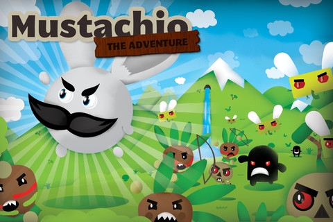 Mustachio: The Adventure Finally Released!