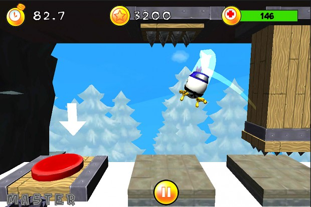 Egg-Fu Master ScreenShot