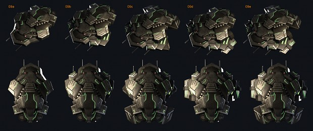 Ship Examples -- Remnant