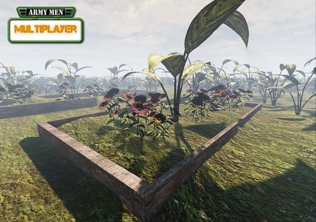 Maps - Garden
