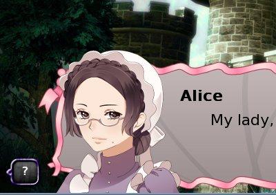 Palace Maid