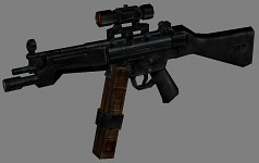 MP5 Weapon for 2.0