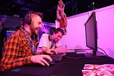 Gamescom Megabooth