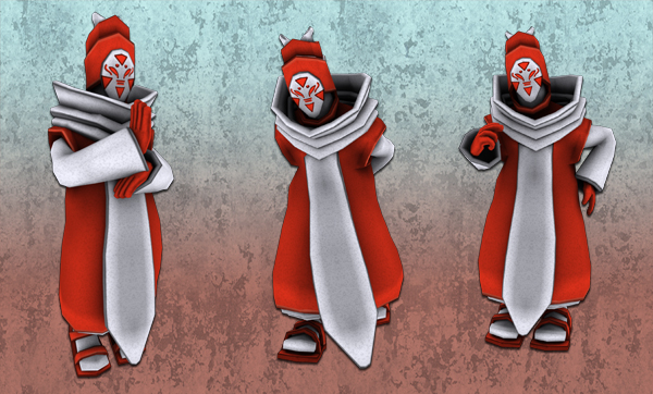 TRI - character - The Fox Monk