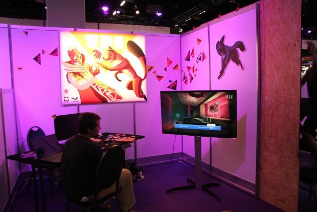 TRI at the Gamescom