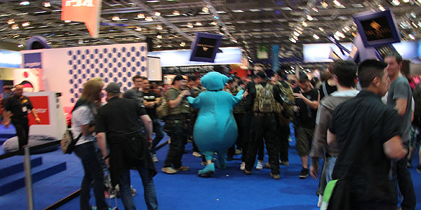 Gamescom Podcast Megabooth