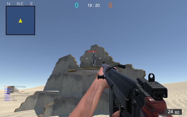 Multiplayer Test 1