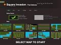 Square Invasion: The Defense