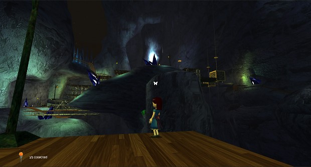 Level 1 - The Cave