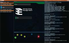 Hacknet v1.23 Screens