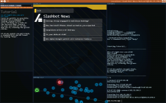 Hacknet Release Screens
