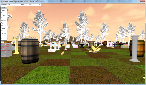 Snapshot 3 first person view