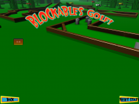 Blockables Golf! Beta Demo