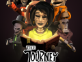 Official poster for The Journey Down: Chapter One