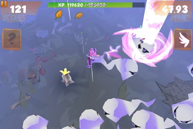 Stampede 3D iPhone Screenshots