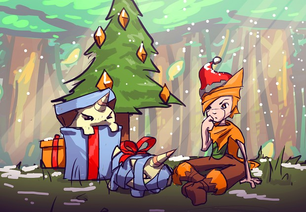 Happy Christmas from Stampede!