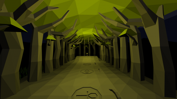 Forest temple