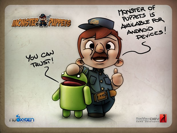 Monster of Puppets for Android