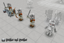Working on update of Battles And Castles ...
